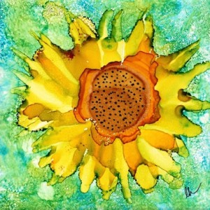 Lynne Hernandez Sunflower1 copy
