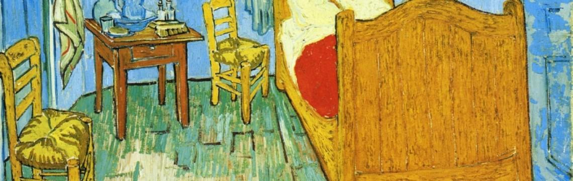 Van Gogh's Bedroom Paintings