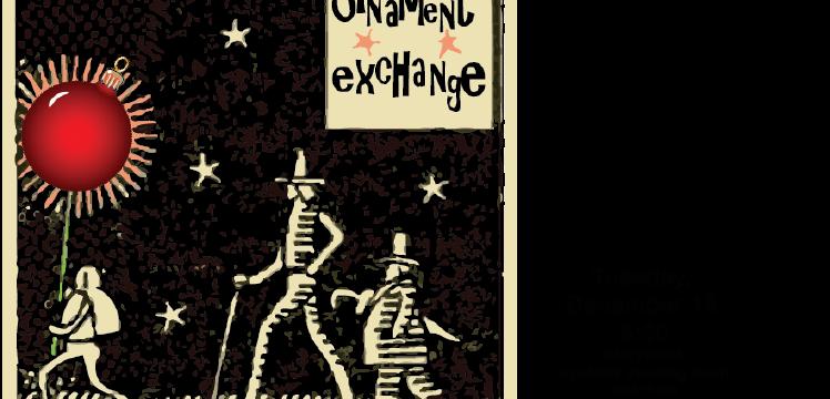 December Meeting / Potluck / Ornament Exchange
